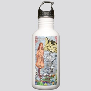 Alice in Wonderland Ra Stainless Water Bottle 1.0L