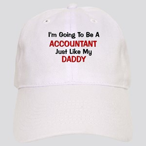 Accountant Daddy Profession Cap