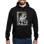 Real Men Wear Kilts V Hoodie (dark)