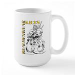 Real Men Wear Kilts V Large Mug
