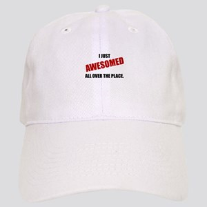 Awesomed All Over The Place Baseball Cap