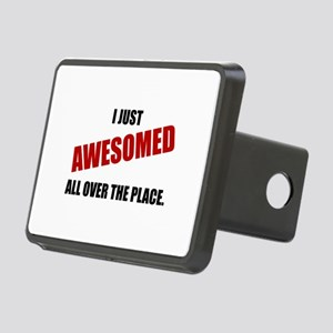 Awesomed All Over The Place Hitch Cover