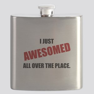 Awesomed All Over The Place Flask