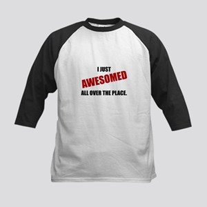 Awesomed All Over The Place Baseball Jersey