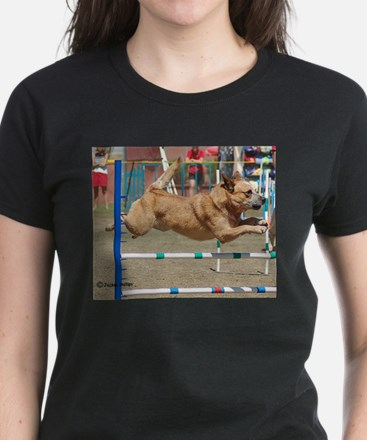 Australian Cattle Dog Women's Dark T-Shirt