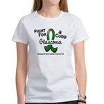 Glaucoma Fight For A Cure Women's T-Shirt