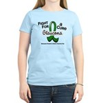 Glaucoma Fight For A Cure Women's Light T-Shirt
