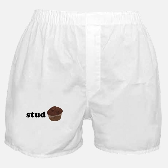 Stud Muffin Boxer Shorts