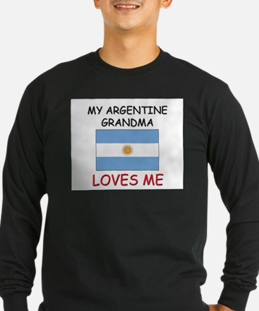 My Argentine Grandma Loves Me T