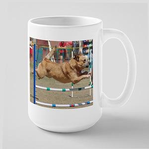 Australian Cattle Dog Large Mug