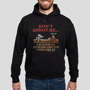 Don't Annoy... Hoodie (dark)