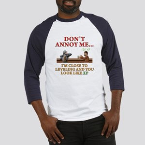 Don't Annoy... Baseball Jersey