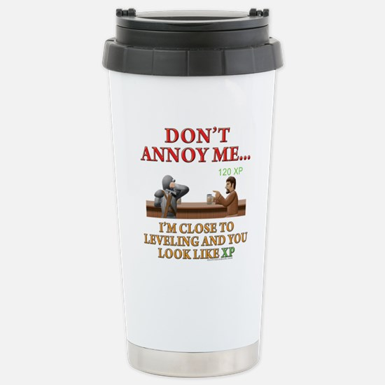 Don't Annoy... Stainless Steel Travel Mug