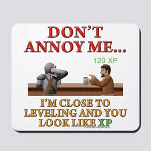 Don't Annoy... Mousepad