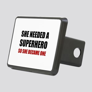 She Needed Superhero Became One Hitch Cover