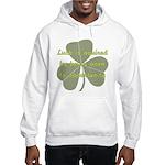 Lucky is Opportunuty Hooded Sweatshirt