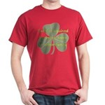 Lucky is Opportunuty Dark T-Shirt