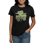 Lucky is Opportunuty Women's Dark T-Shirt