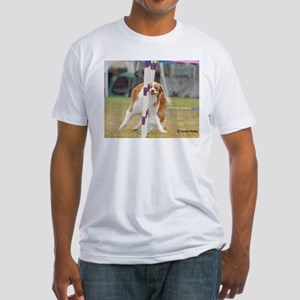 Australian Shepherd Fitted T-Shirt