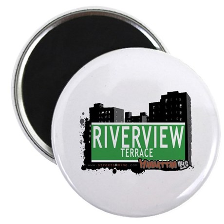 RIVERVIEW TERRACE, MANHATTAN, NYC Magnet