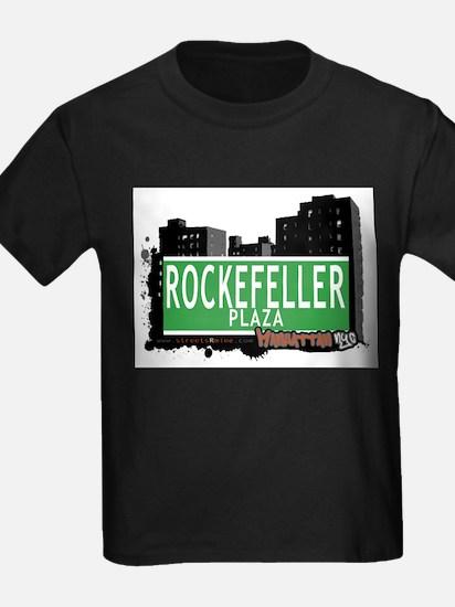 ROCKEFELLER PLAZA, MANHATTAN, NYC T