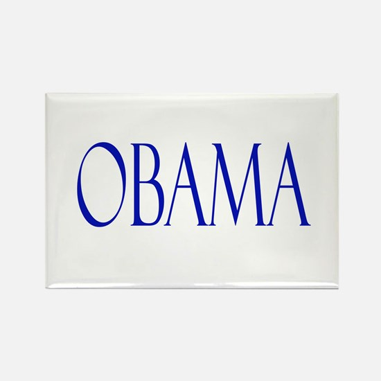 Obama Merchandise Rectangle Magnet (100 pack)
