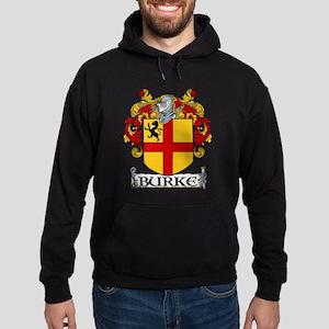 Burke Coat of Arms Hoodie (dark)