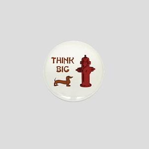 Think Big Mini Button