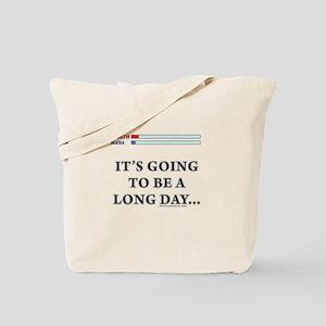 Long Day Tote Bag
