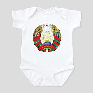 Belarus Coat Of Arms Infant Bodysuit
