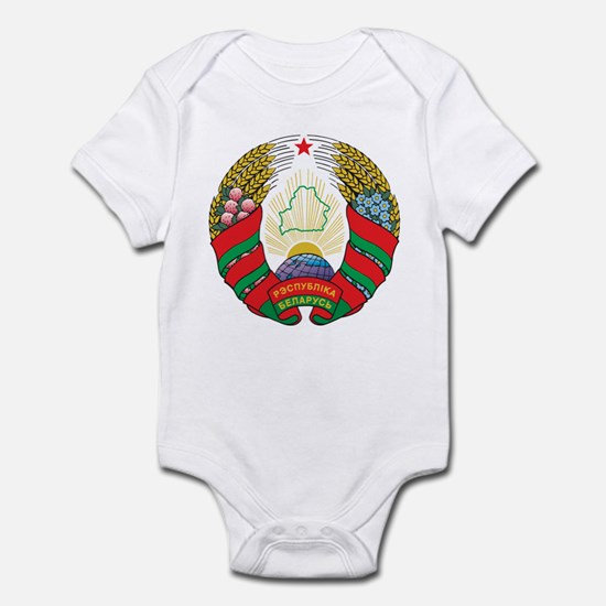 Belarus Coat Of Arms Infant Bodysuit