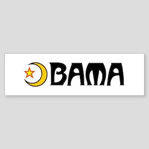 OBAMA ISLAMA Bumper Sticker