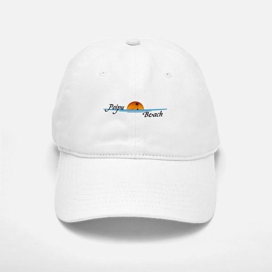 Poipu Beach Baseball Baseball Cap