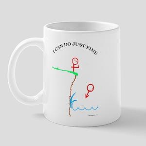 Just Fine! Mug