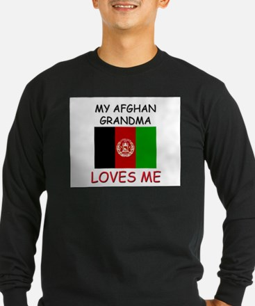 My Afghan Grandma Loves Me T