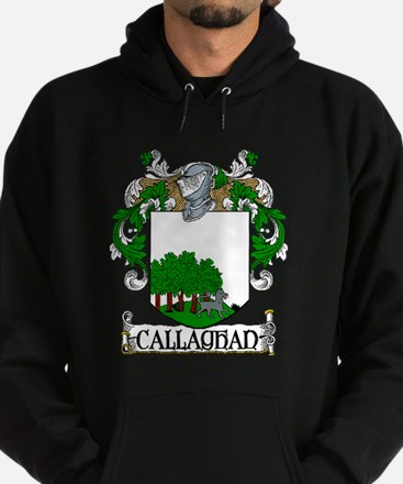 Callaghan Coat of Arms Hoodie (dark)