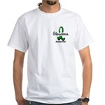 Glaucoma Awareness White T-Shirt