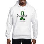 Glaucoma Awareness Hooded Sweatshirt