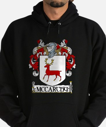 McCarthy Coat of Arms Hoodie (dark)