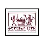 October 12th 2 Framed Panel Print
