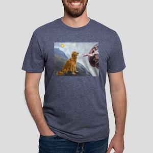 Creation (#2) & Golden Ash Grey T-Shirt