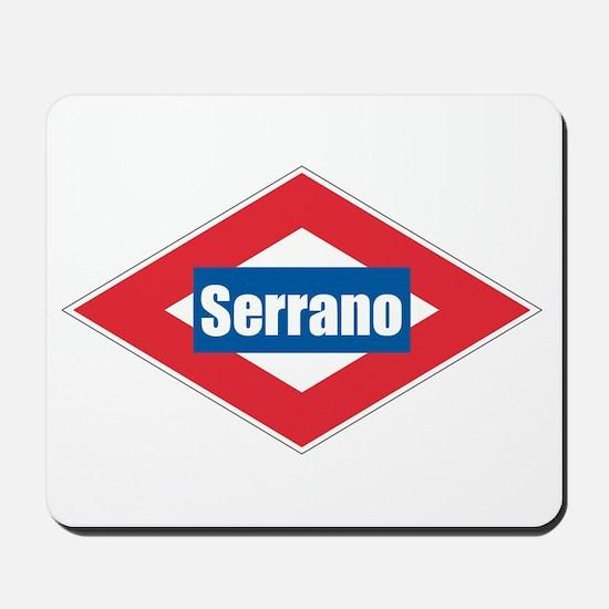 Serrano Mousepad