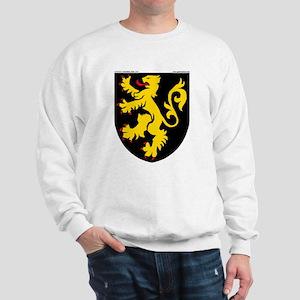 Belgium: Heraldic Sweatshirt