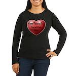 Whiners Valentine Women's Long Sleeve Dark T-Shirt