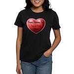 Whiners Valentine Women's Dark T-Shirt
