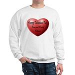 Whiners Valentine Sweatshirt