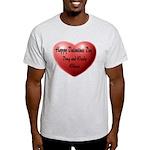 Whiners Valentine Light T-Shirt