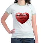 Whiners Valentine Jr. Ringer T-Shirt