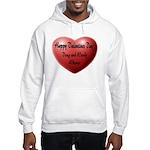 Whiners Valentine Hooded Sweatshirt