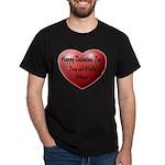 Whiners Valentine Dark T-Shirt